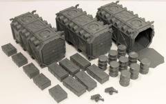 Munitorum Armored Containers #1