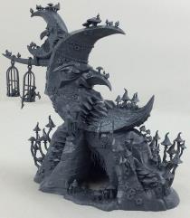 Bad Moon Loon Shrine #1