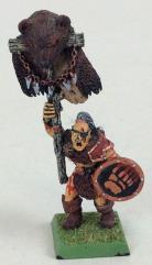 Barbarian Standard Bearer #1