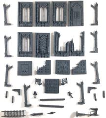 Basilica Administratum Parts Collection #1