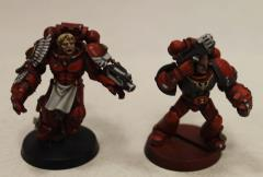 Blood Angels Sergeants Collection #2