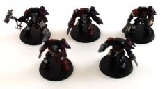 Blood Angels Terminator Collection #2