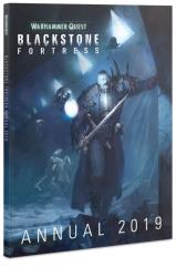 Blackstone Fortress Annual 2019