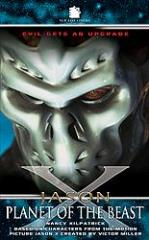 Jason X #3 - Planet of the Beast