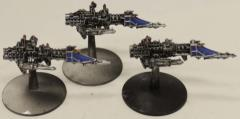 Firestorm Class Frigates Collection #9