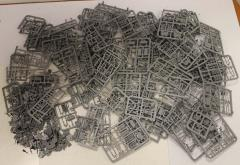 Assorted Battlefleet Gothic Bits Collection