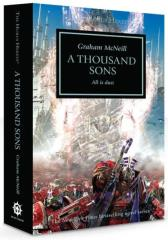 Horus Heresy, The #12 - A Thousand Sons (2019 Printing)