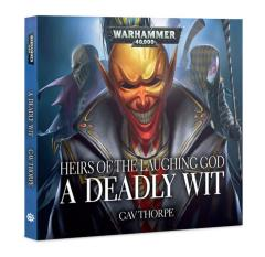 Heirs of the Laughing God - A Deadly Wit (CD)