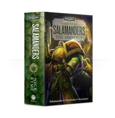 Salamanders - The Omnibus