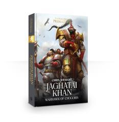 Jaghatai Khan - Warhawk of Chogoris