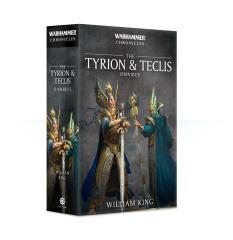 Warhammer Chronicles - The Tyrion & Teclis Omnibus