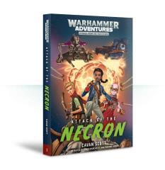 Warhammer Adventures #1 - Attack of the Necron