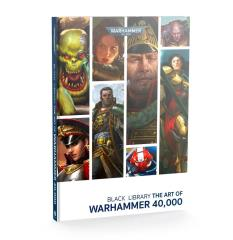 Black Library - The Art of Warhammer 40,000