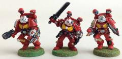 Blood Angel Apothecaries #1
