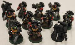 Blood Angels Assault Squad #3