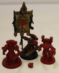 Blood Angels Command Collection #1