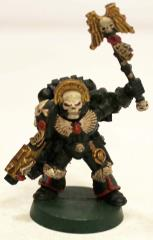 Blood Angels - Death Company Chaplain #3