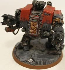 Furioso Dreadnought #4