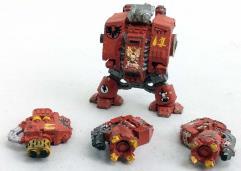 Furioso Dreadnought #7