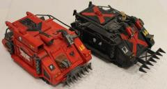 Blood Angel Rhino 2-Pack #1
