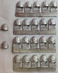 Blood Angel Shoulder Pad Collection #1