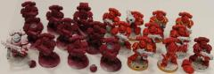 Blood Angels Tactical Squad #2