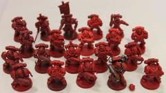 Blood Angels Tactical Squad #3