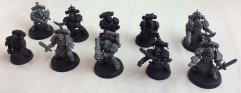 Blood Angels Tactical Squad #7