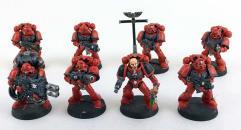 Blood Angels Tactical Squad #9