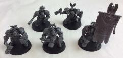 Blood Angel Terminator Veteran Squad #1