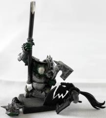 Black Orc Standard Bearer #1