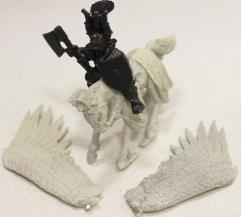 Blazing Sun Knight on Pegasus #1
