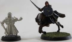 Boromir - Mounted & On Foot #1