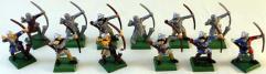 Bretonnian Bowmen Collection #8
