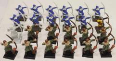Bretonnian Bowmen Collection #10