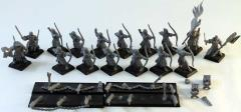 Bretonnian Bowmen Collection #9