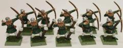 Bretonnian Bowmen Collection #12