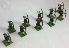 Bretonnian Bowmen Collection #14