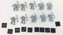 Bretonnian Bowmen Collection #16