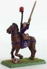 Bretonnian Mounted Damsel #1