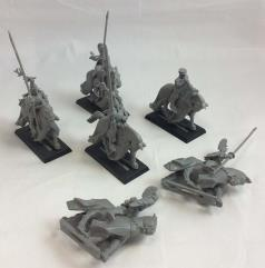 Bretonnian Knights Collection #22