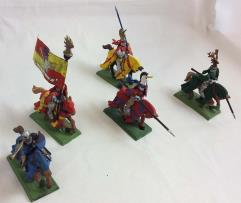 Bretonnian Knights Collection #23
