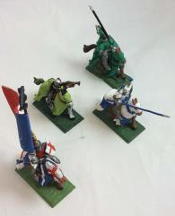 Bretonnian Knights Collection #24