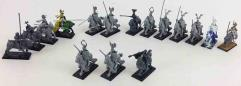 Bretonnian Knights Collection #25