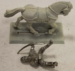 Bretonnian Mounted Archer #1