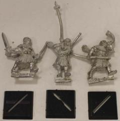 Bretonnian Squire Command Collection #1