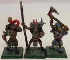 Beastmen Command #3