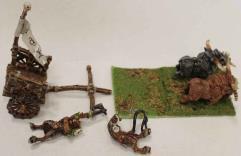 Beastmen Chariot #1