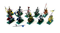 Bretonnian Knights Collection #8