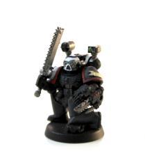 Black Templar Apothecary #1